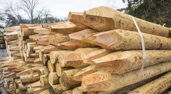 Timber Fencing Products